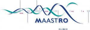 Logo Maastro_clinic met dna string hoge resolutie